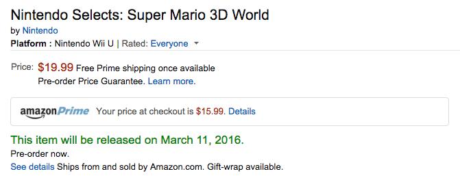 Amazon Prime discount