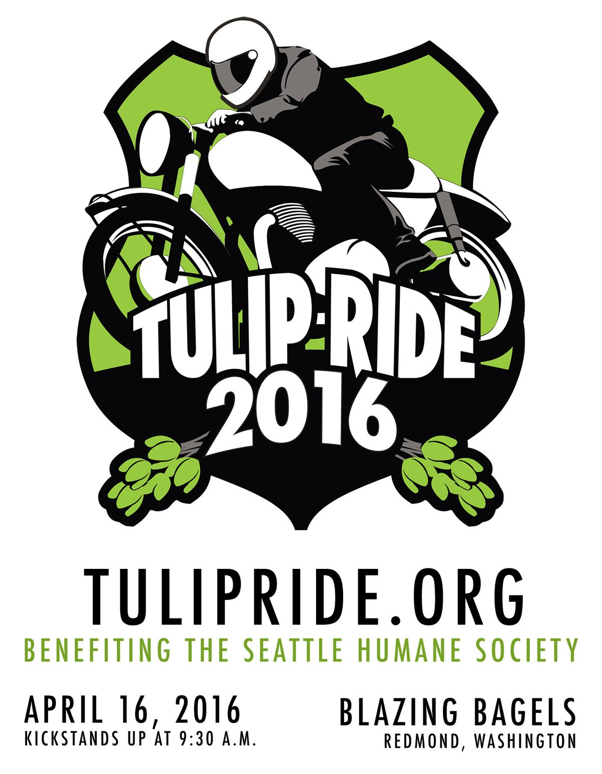 Tulip Ride 2016 - April 16 2016