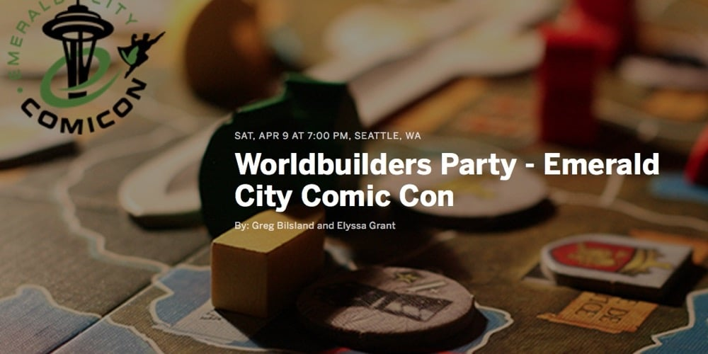 Worldbuilders Party