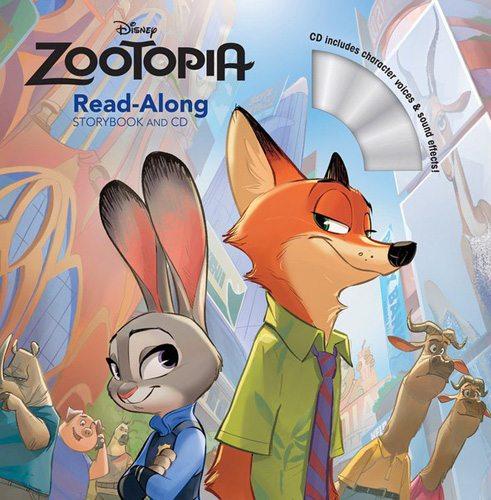Zootopia Read-Along