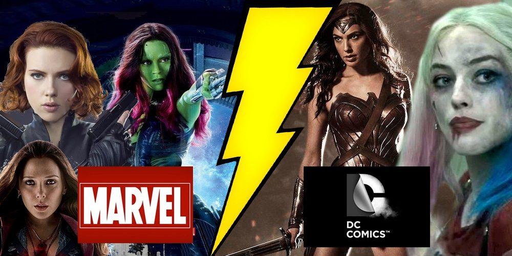 Who's More Feminist, Marvel or DC?