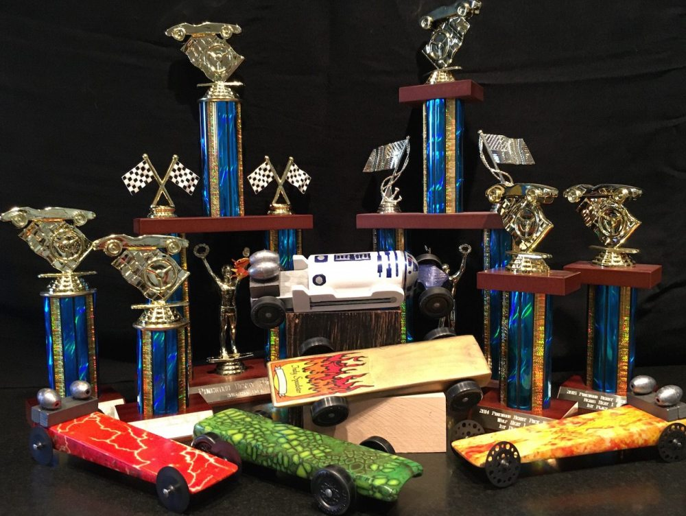 Want to build a winning Pinewood car?