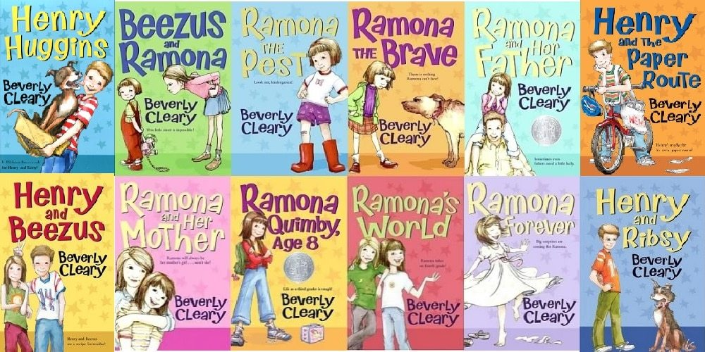 Books by Beverly Cleary
