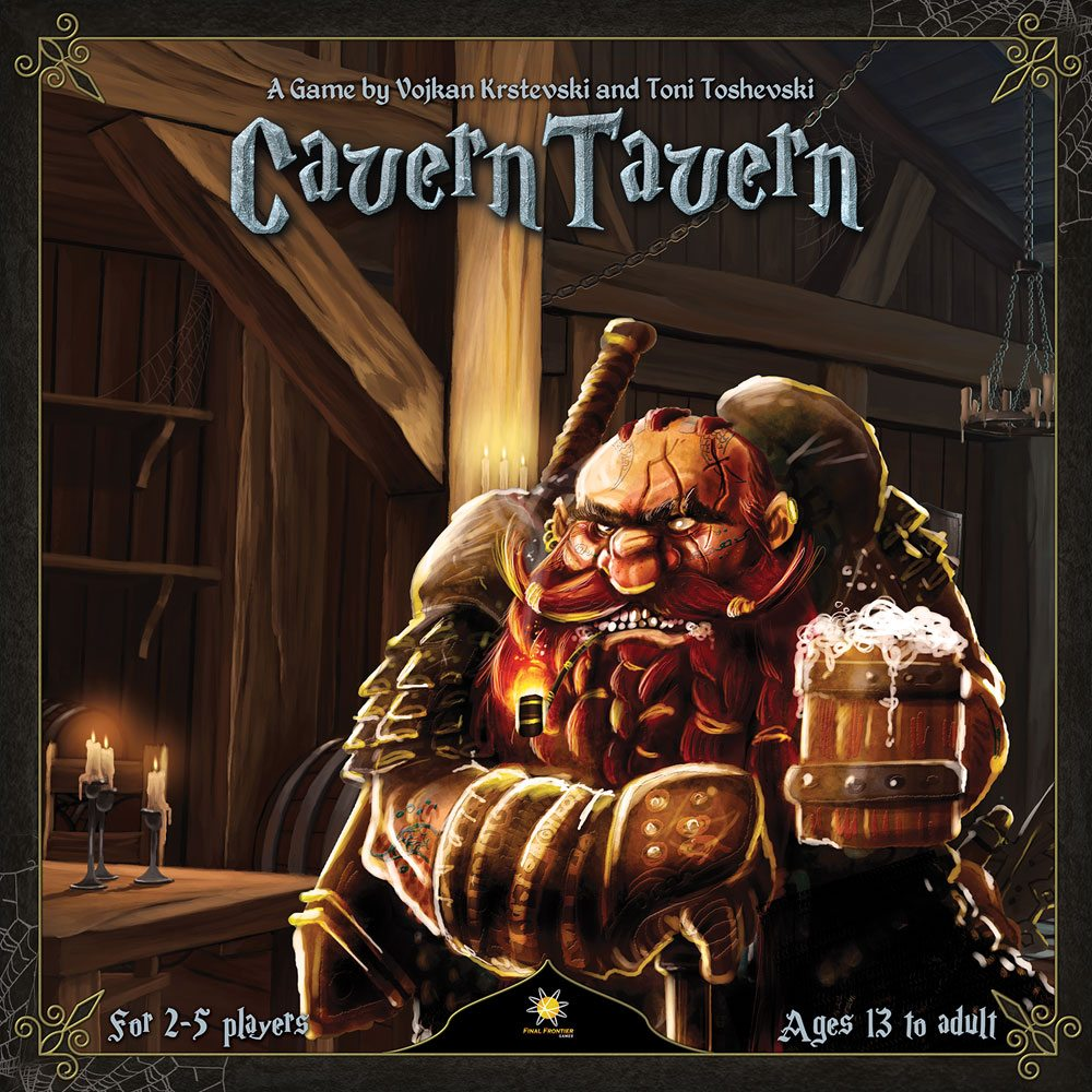 Cavern Tavern cover