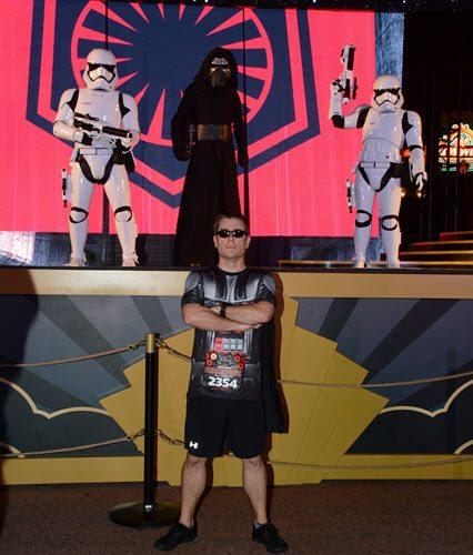 Disney Dark Side half