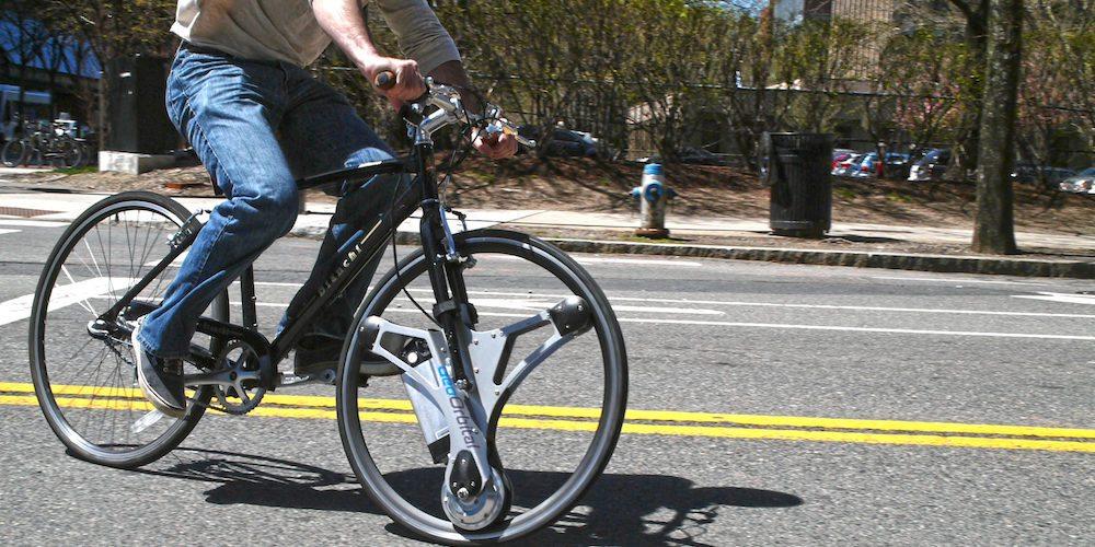 GeoOrbital Electric Bicycle Wheel