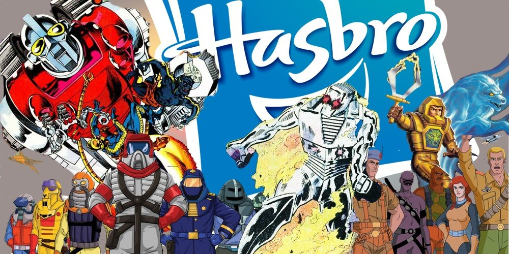 Hasbro Cross-Property Universe