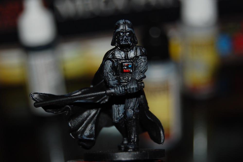 Imperial Assault Vader