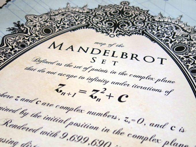 Mandelmap Equation