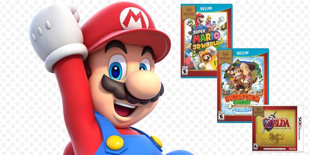 Nintendo Giveaway