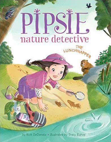 Pipsie, Nature Detective: The Lunchnapper