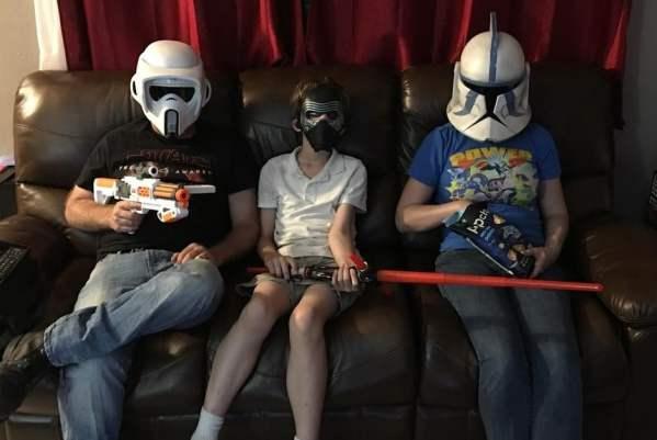 Party Like A Trooper! \ Image: Dakster Sullivan