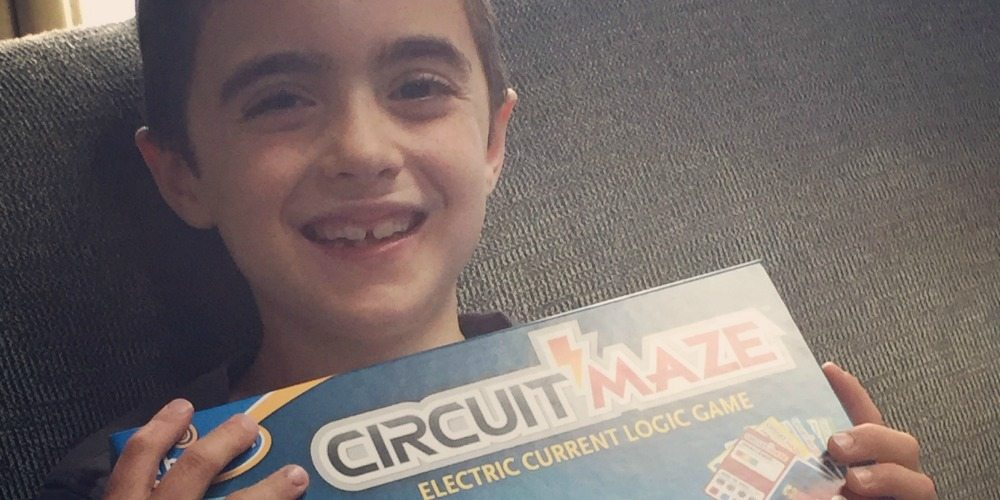 logic, reasoning, board game, circuits, stem, homeschool