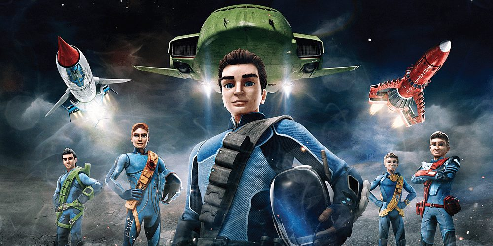 Thunderbirds Are Go, Image: ITV Studios