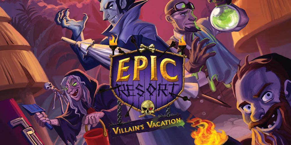 Epic Resort: Villain's Vacation