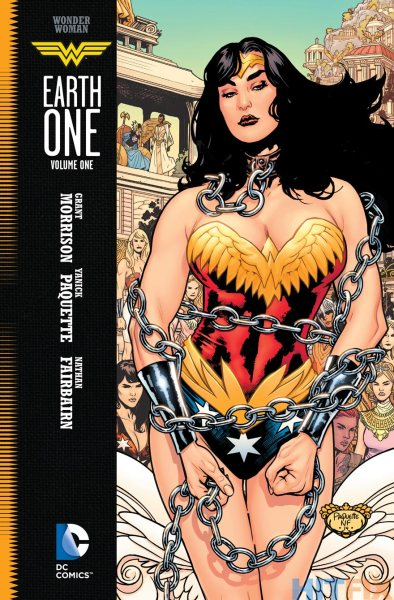c. DC Comics. Author: Grant Morrison Art: Yanick Paquette Colors: Nathan Fairbarin Letters: Todd Klein
