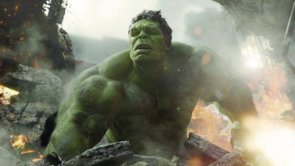 """""""Marvel's The Avengers"""" ..Hulk (Mark Ruffalo)..© 2011 MVLFFLLC. TM & © 2011 Marvel. All Rights Reserved."""
