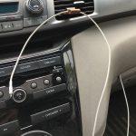 car wire holder
