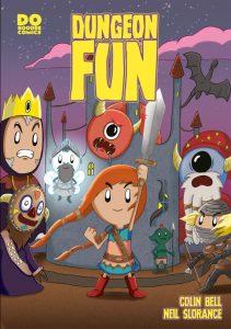 Dungeon Fun. Image credit: Dogooder Comics