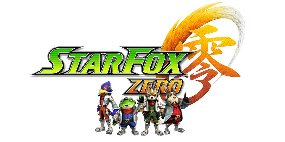 star fox zero logo feature