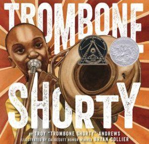 Trombone Shorty. Image credit: Harry N. Abrams