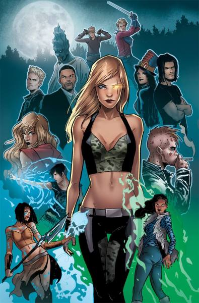 Robyn Hood Annual Cover \ Image used with permission from Zenescope. Art credit: Roberta Ingranata