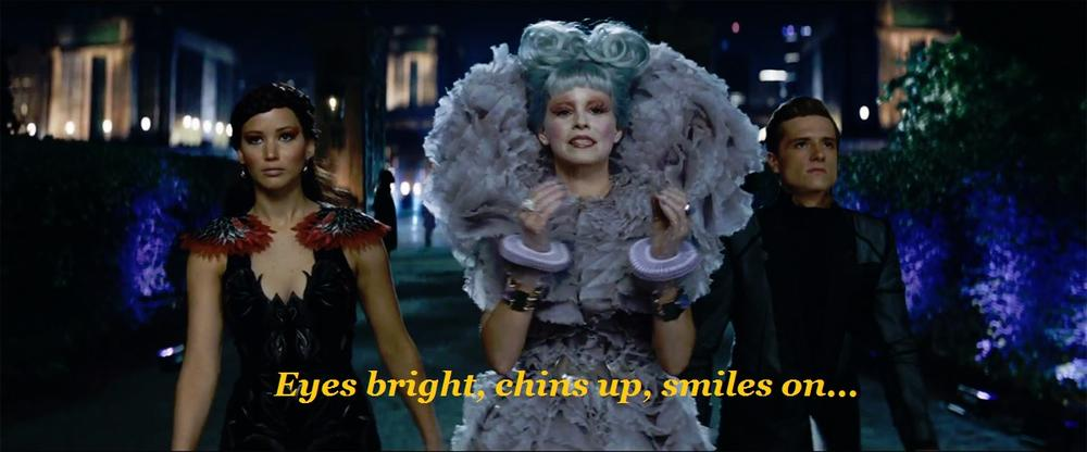 Effie Trinket, Enneatype Three