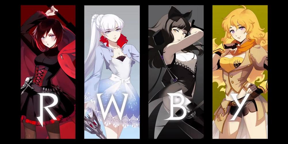 RWBY Character Title.