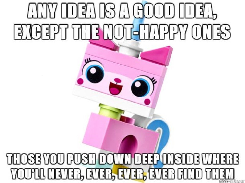 Princess Unikitty, Enneatype Nine