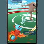 Pokemon Go Battle