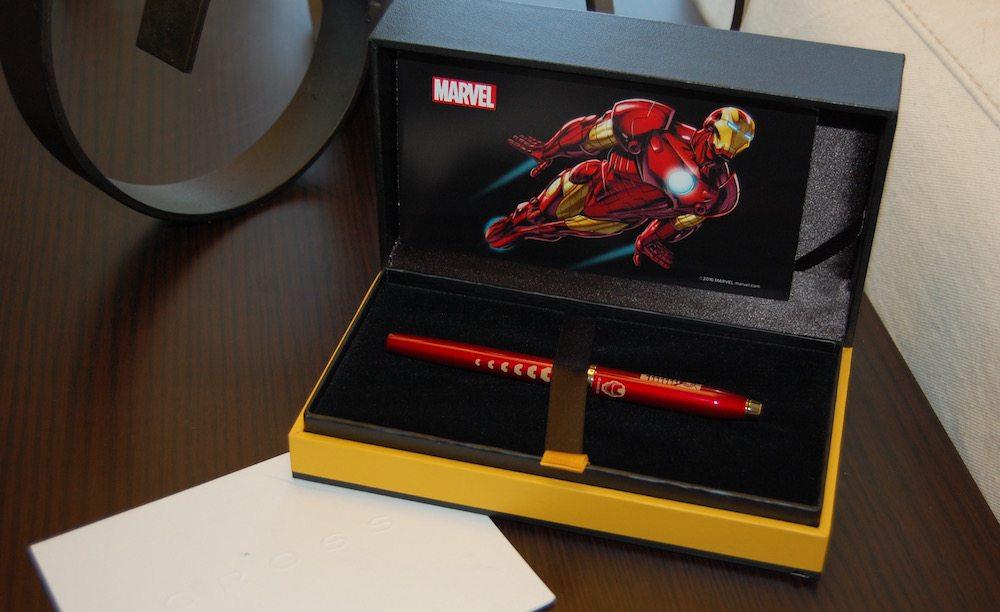 Cross Iron Man