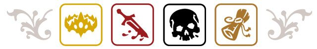 Dice of Crowns icons