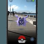 Pokemon Go encounter 1