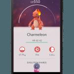 Pokemon Go evolution 1