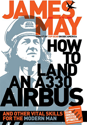 How To Land An A330 Airbus, Image: Hodder & Stoughton