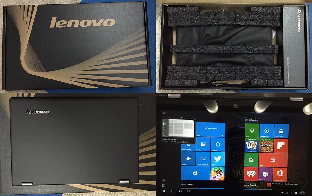 LenovoYoga700-Unboxing
