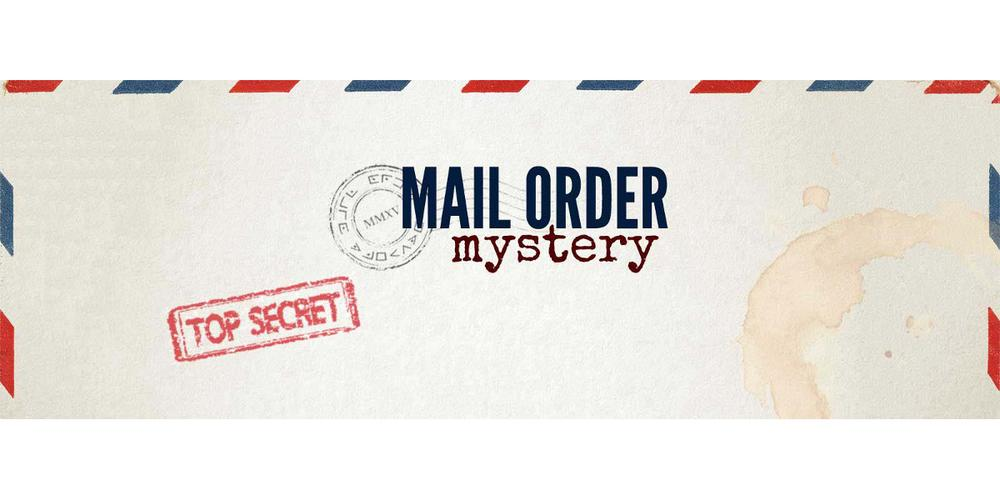 Image: Mail Order Mystery