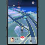 Pokemon GO map night