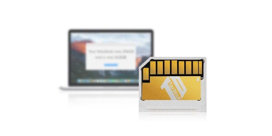 TarDisk 64GB MacBook Drive Expansion