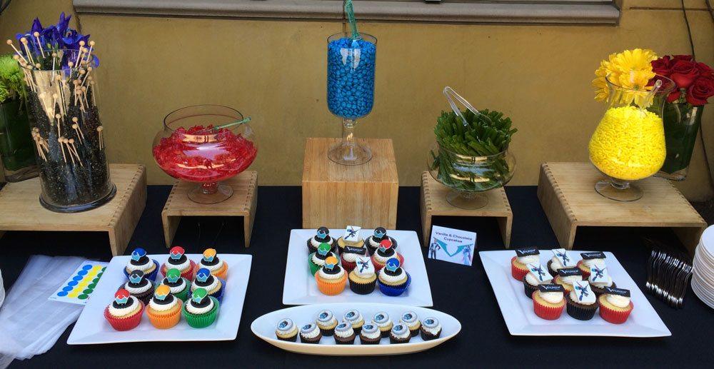 Voltron desserts