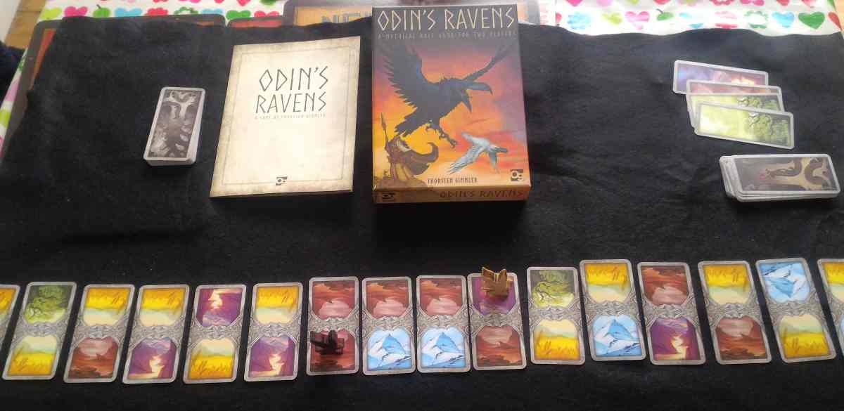 Odin's Raven Game
