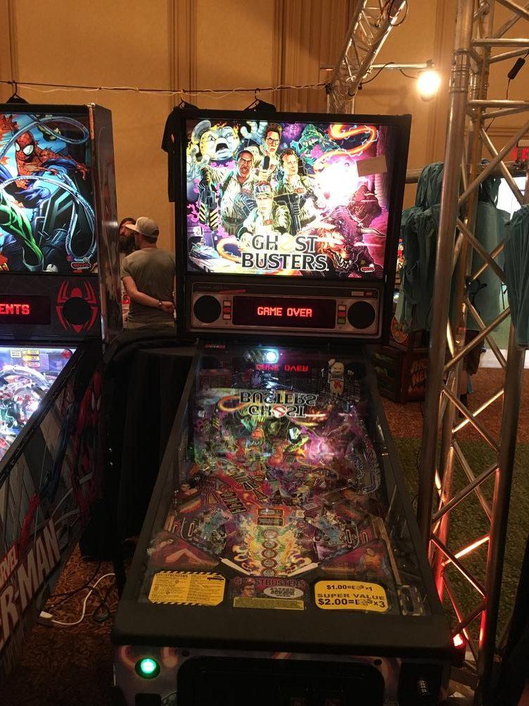 GhostbustersPinball