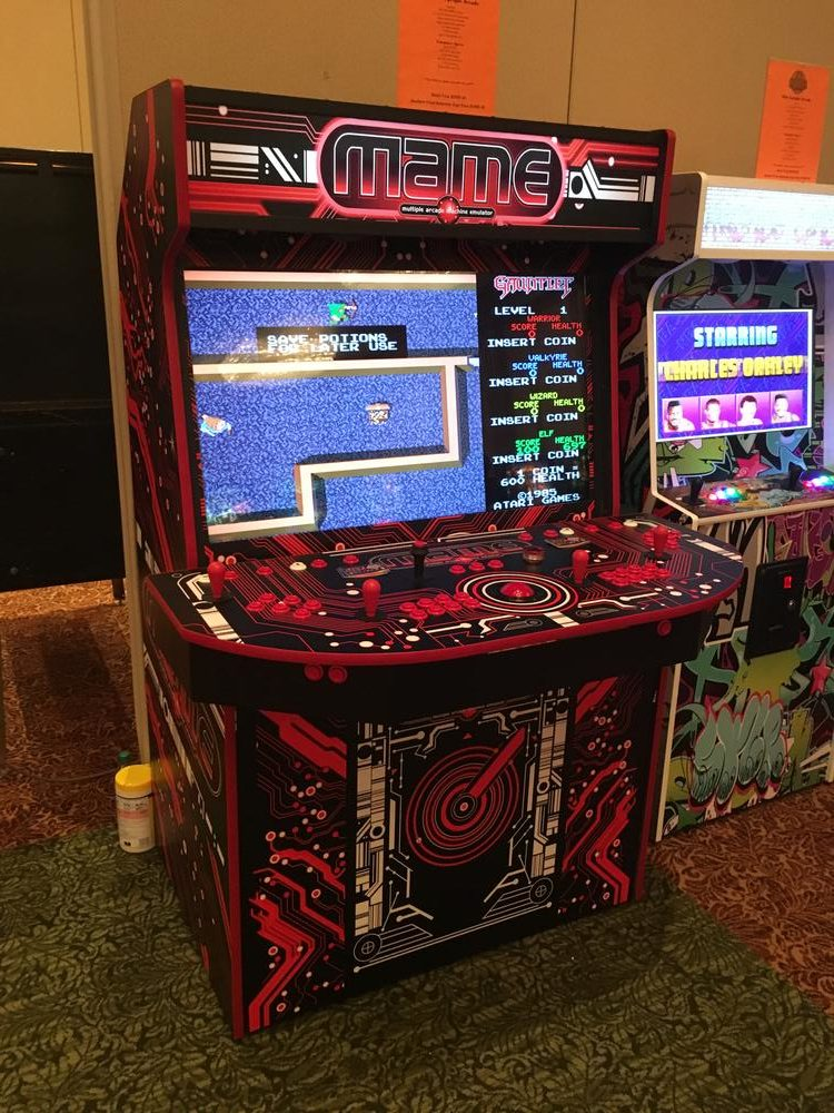 MAME 4-player