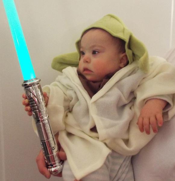 Baby Yoda. No questions necessary.