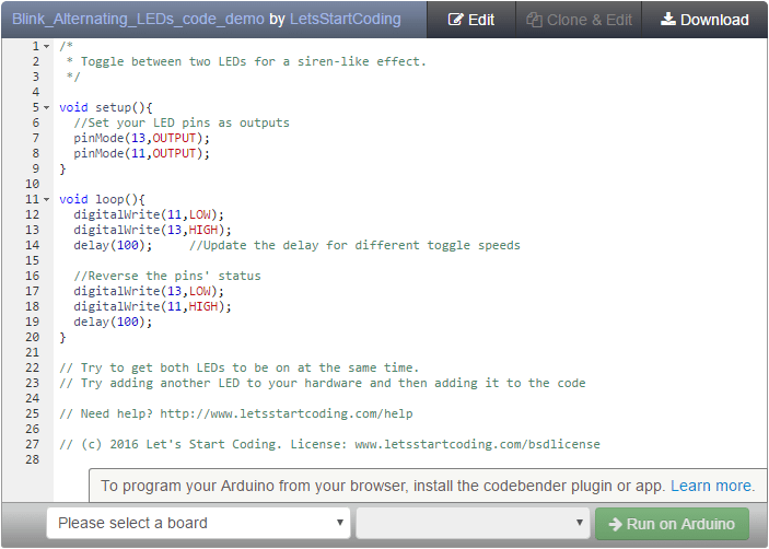 Coding Sample_Let's Start Coding