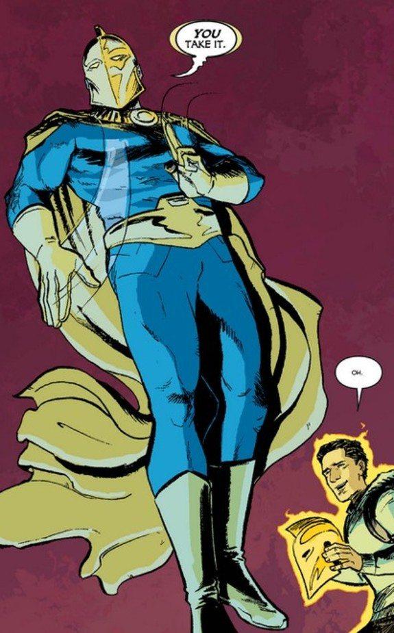 The Doctor Fates, image copyright DC Comics