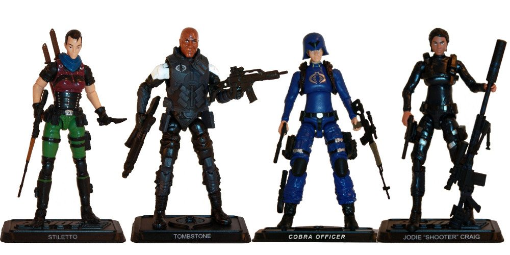 GI Joe 2016 Recruits