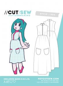 CutSew Pattern 006 front