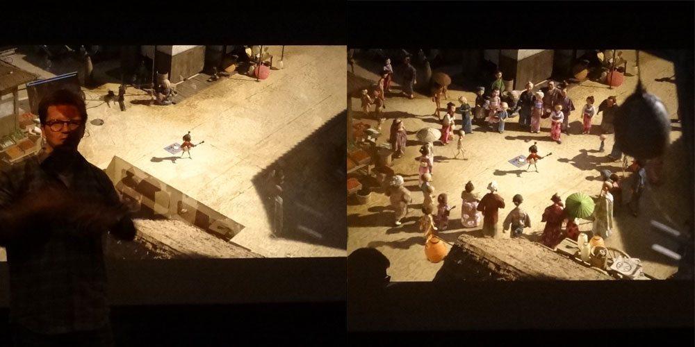 Kubo crowd scene