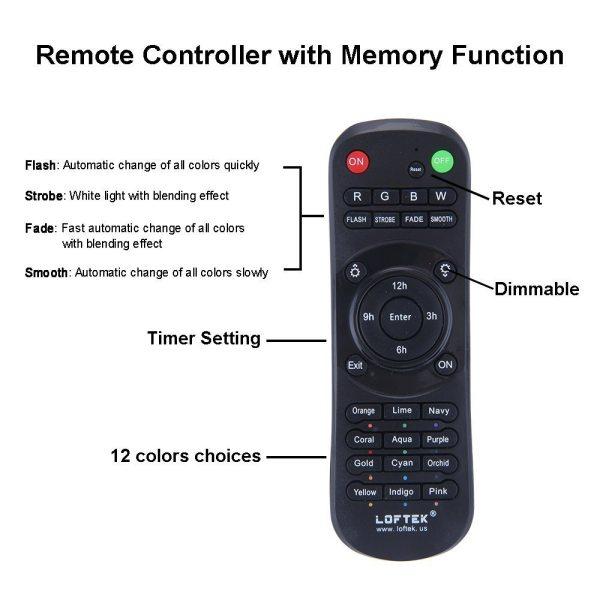 Loftek Remote